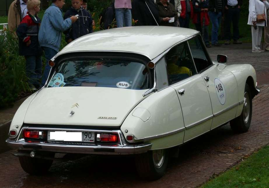Citroen DS Pallas #8460813
