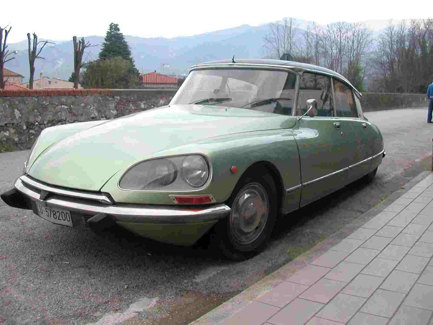 Citroen DS Pallas #9653010