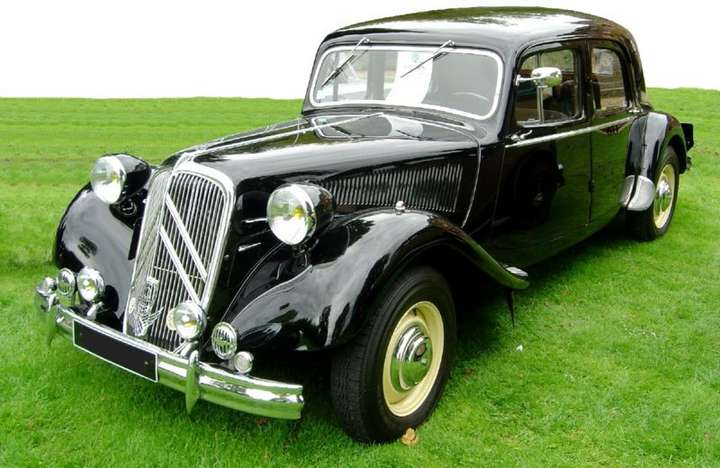 Citroen Traction #7593586
