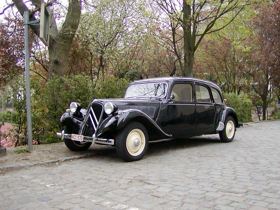 Citroen Traction Avant #8637752