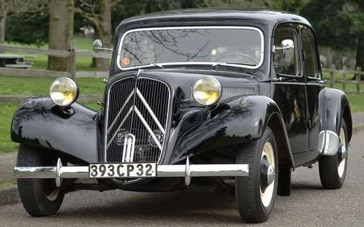 Citroen Traction Avant #9186344