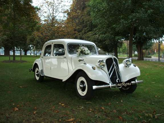 Citroen Traction Avant #8640840