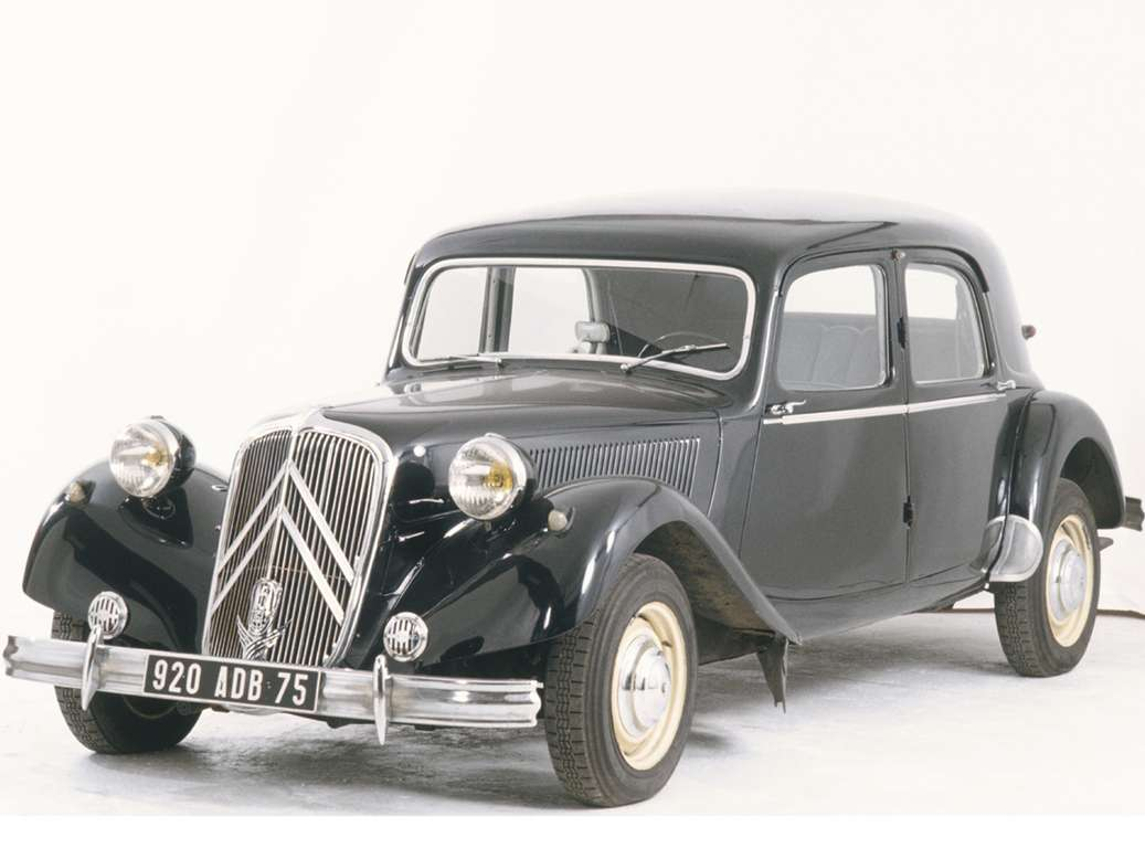 Citroen Traction Avant #7811855