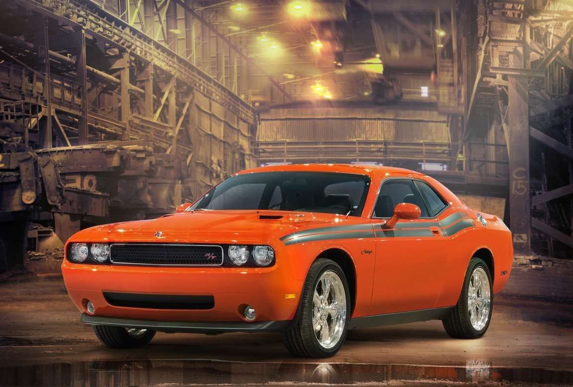 Dodge Challenger RT #9684390