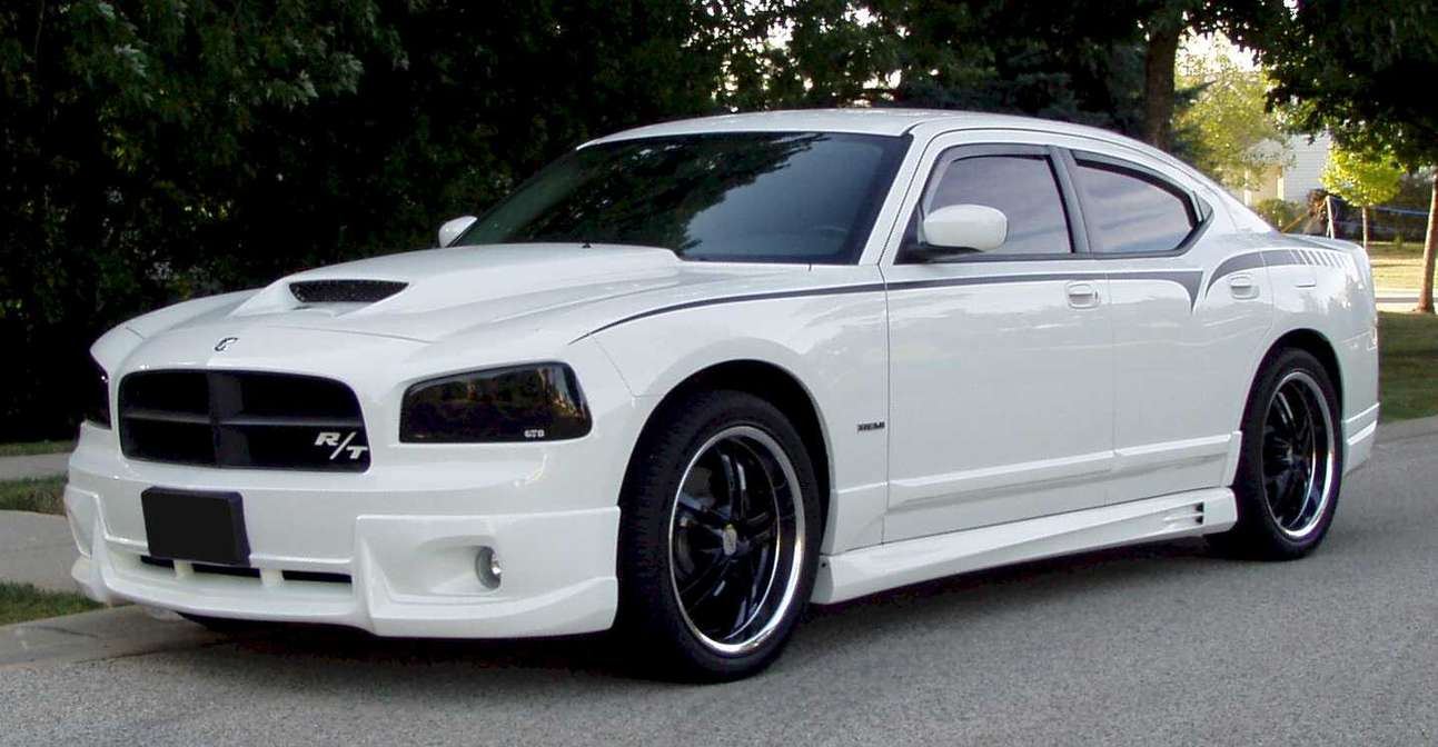 Dodge Charger RT #8581507