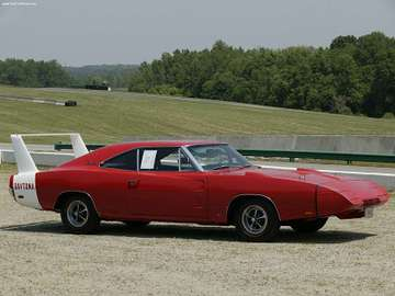 Dodge Charger Daytona #7291644