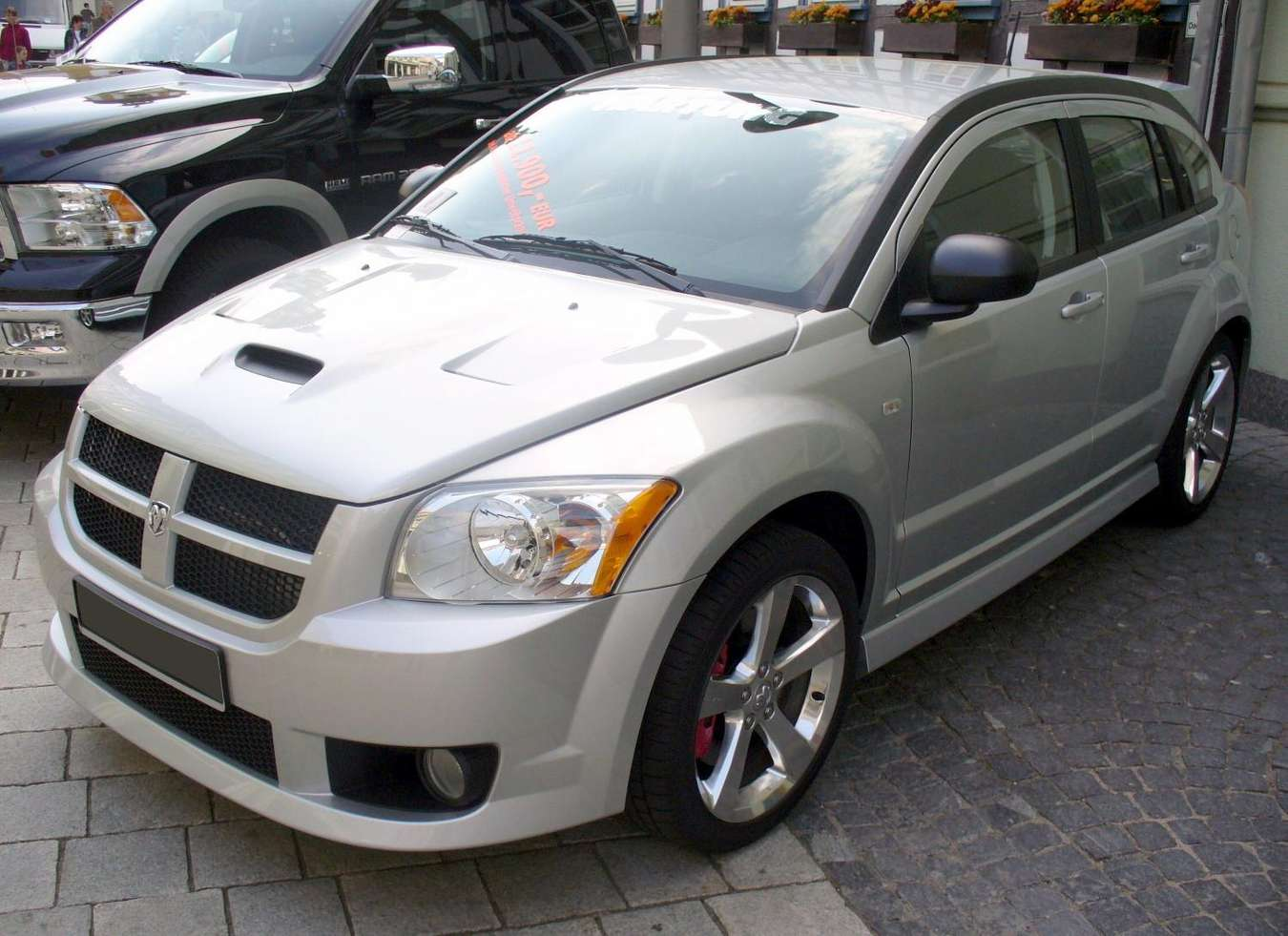 Dodge Caliber SRT4 #8026906