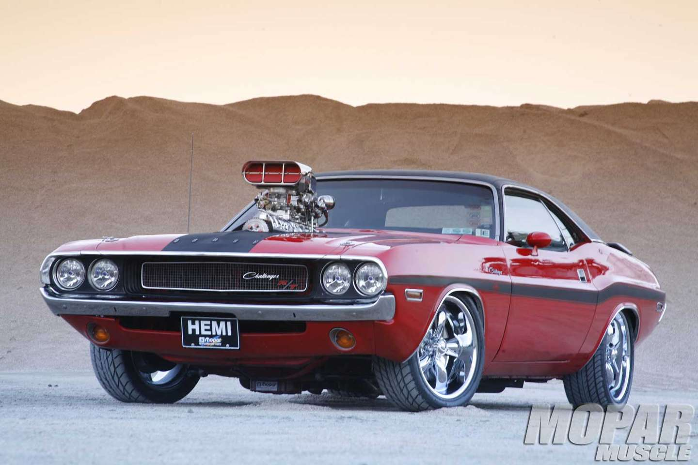 Dodge Challenger RT #7229176