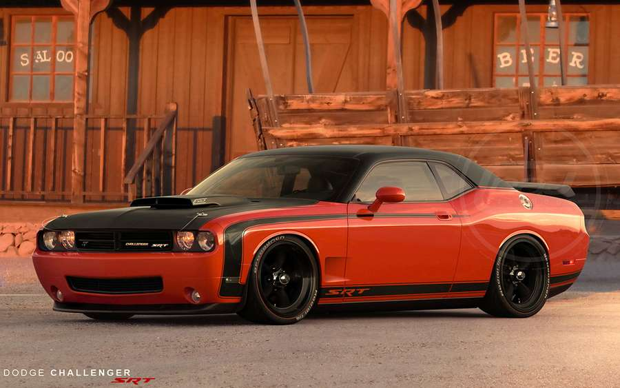 Dodge Challenger SRT #8407389