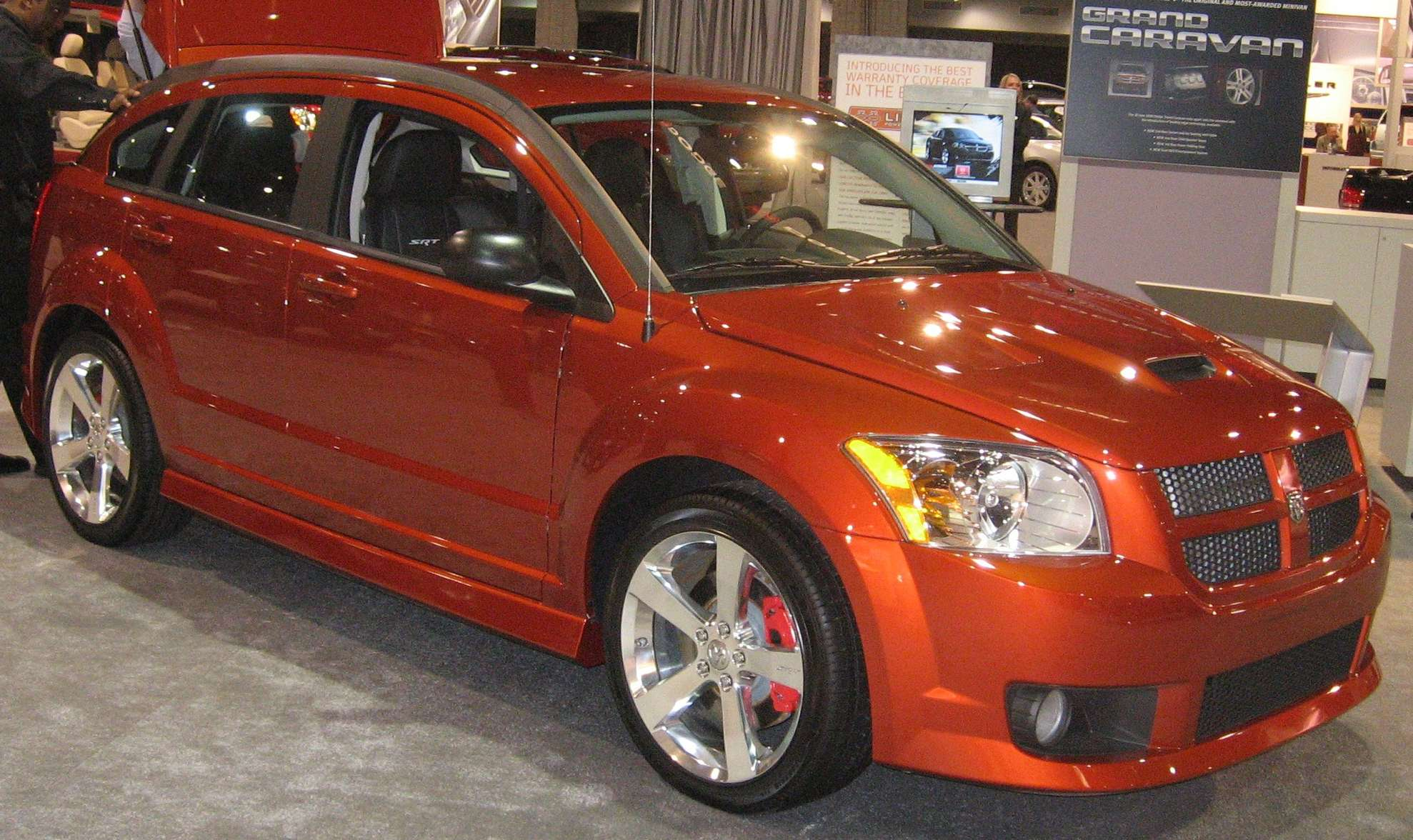 Dodge Caliber SRT4 #8984381