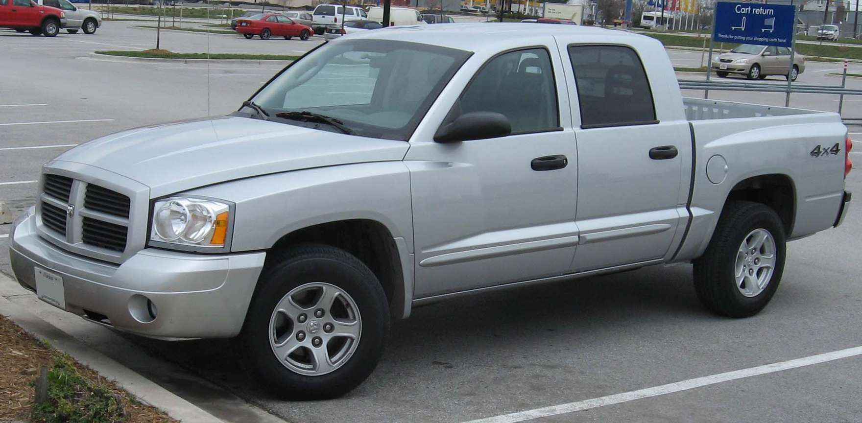 Dodge Dakota #7597924