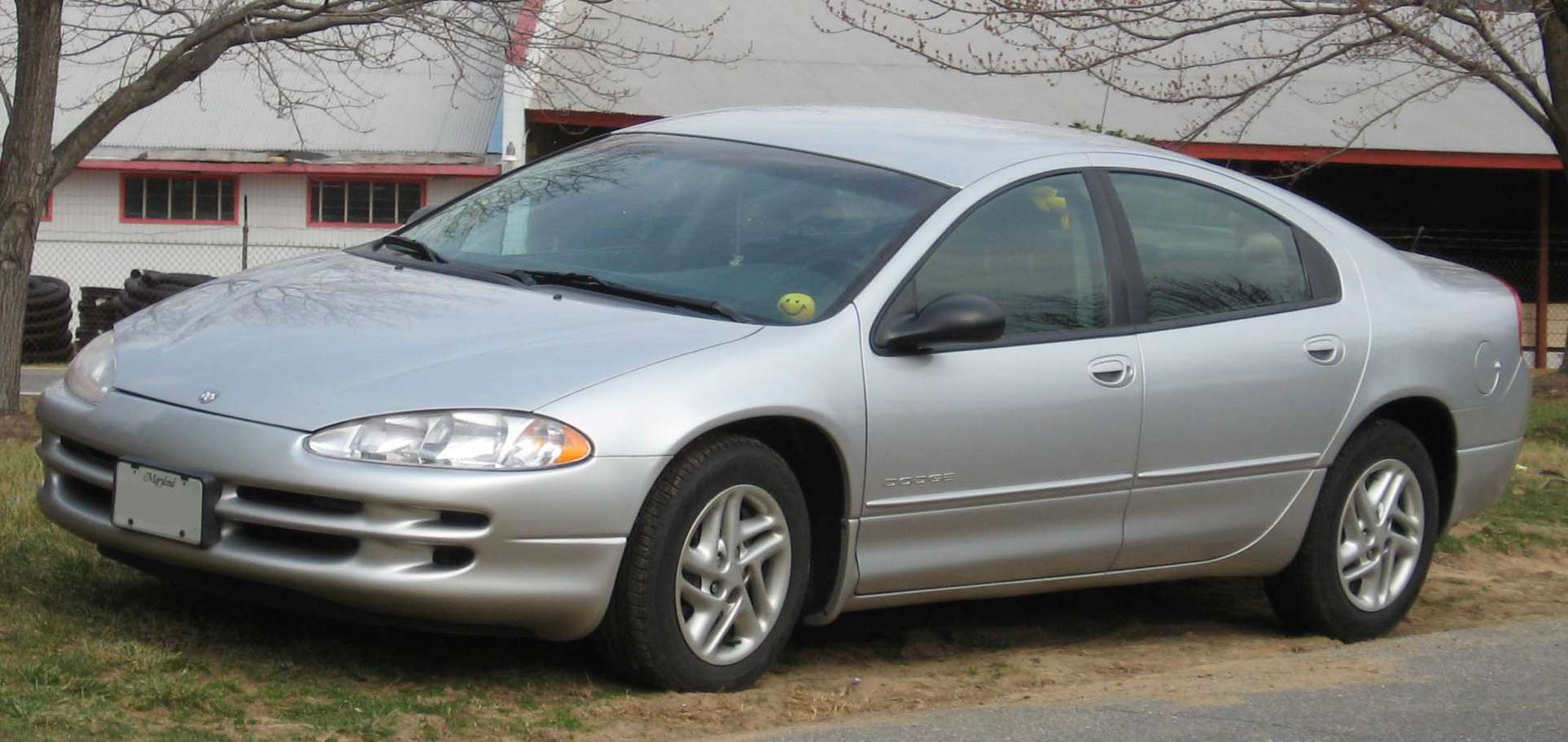 Dodge Intrepid #9153518