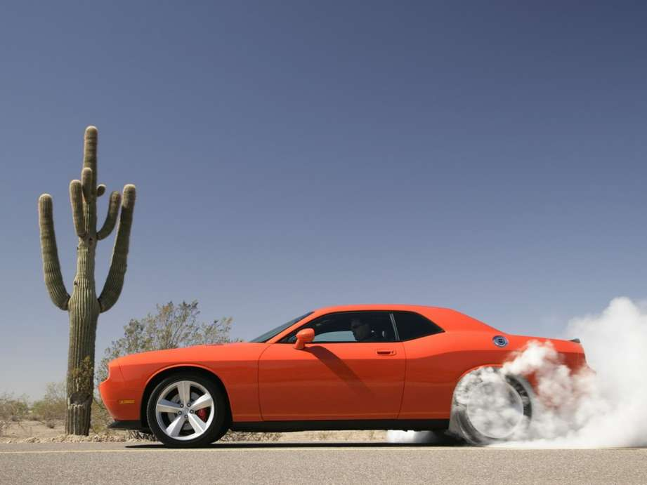 Dodge Challenger SRT8 #9954973