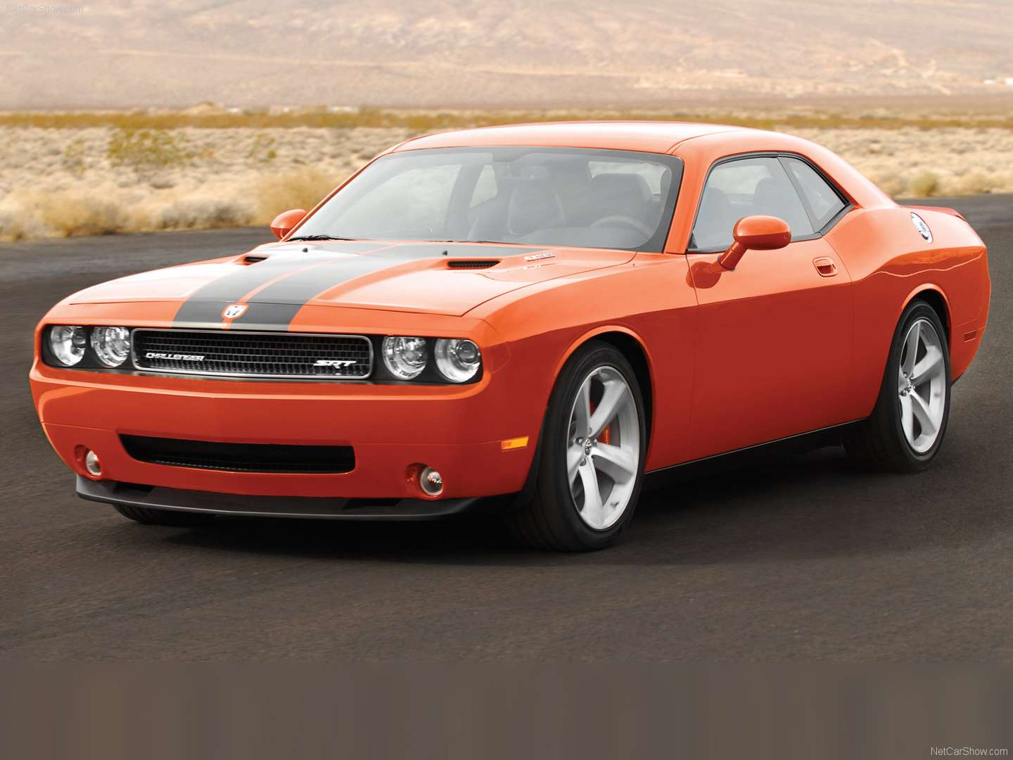 Dodge Challenger SRT #8229753