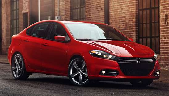 Dodge Dart RT #8943017