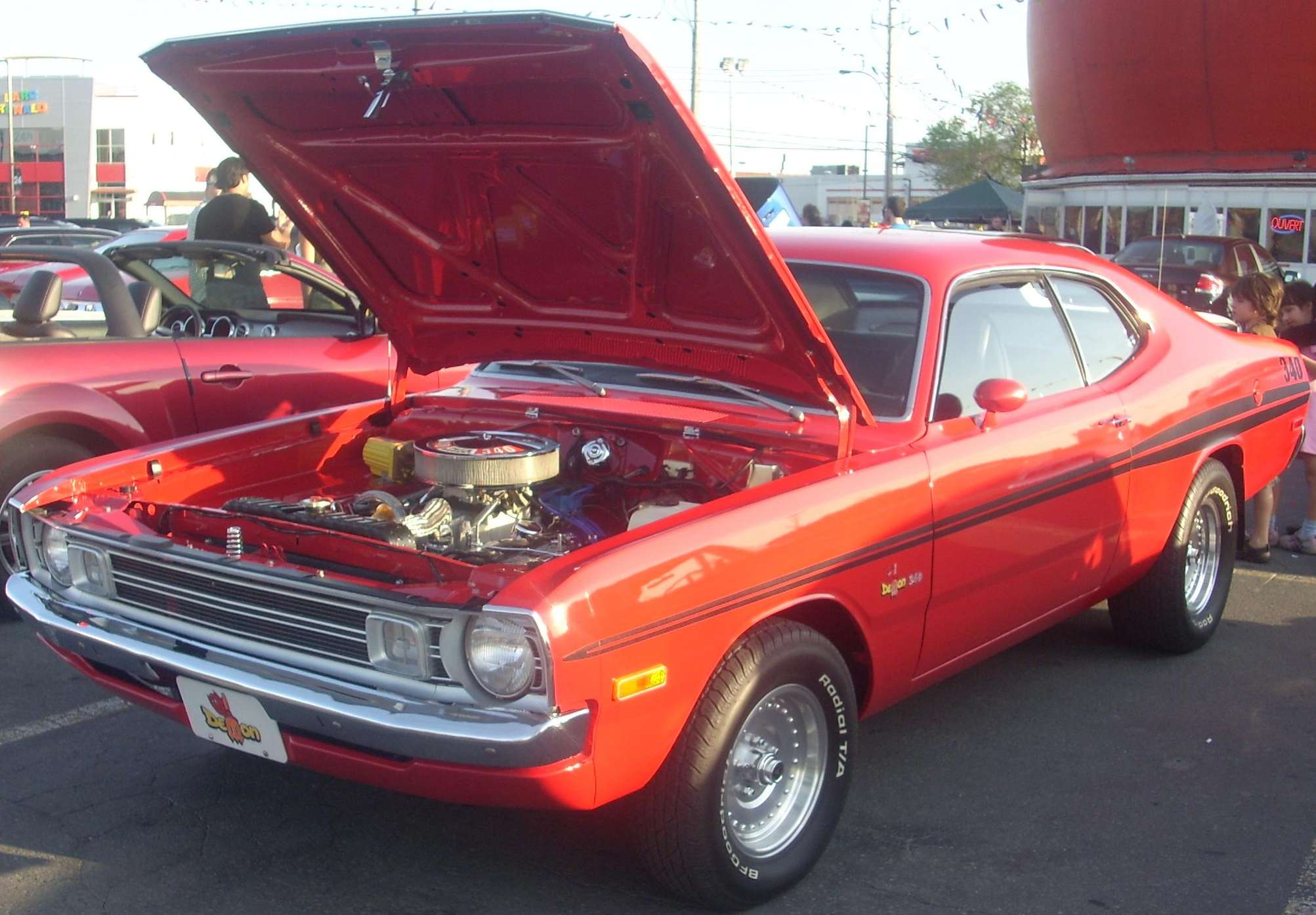 Dodge Demon #9078793