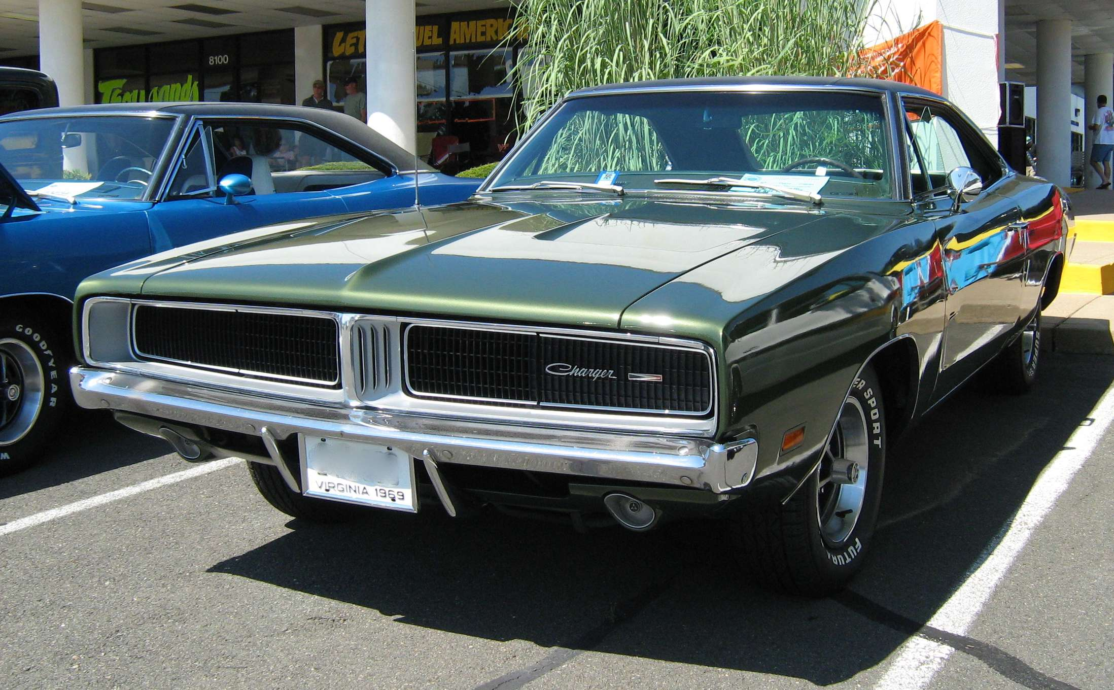 Dodge Charger #8447272