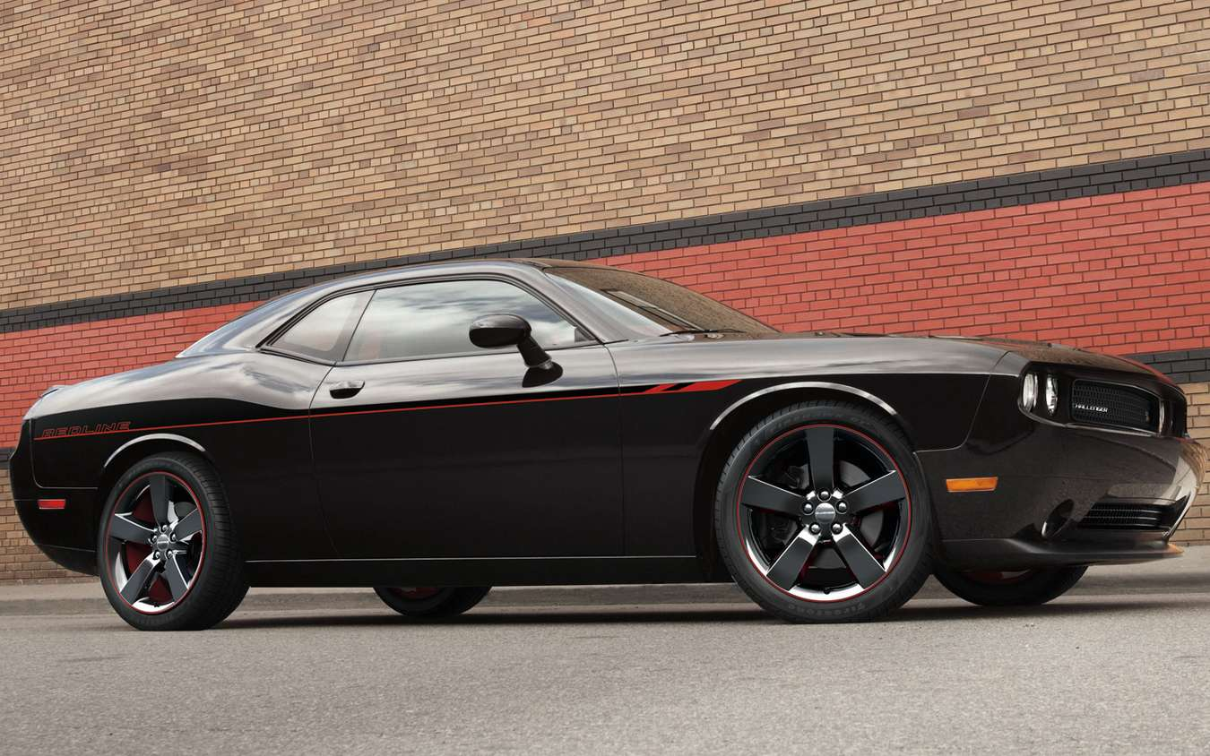 Dodge Challenger RT #8848477