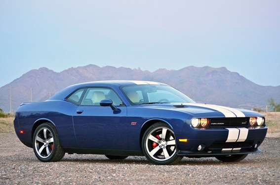 Dodge Challenger SRT8 #8419478