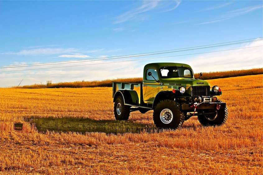 Dodge Power Wagon #8615895