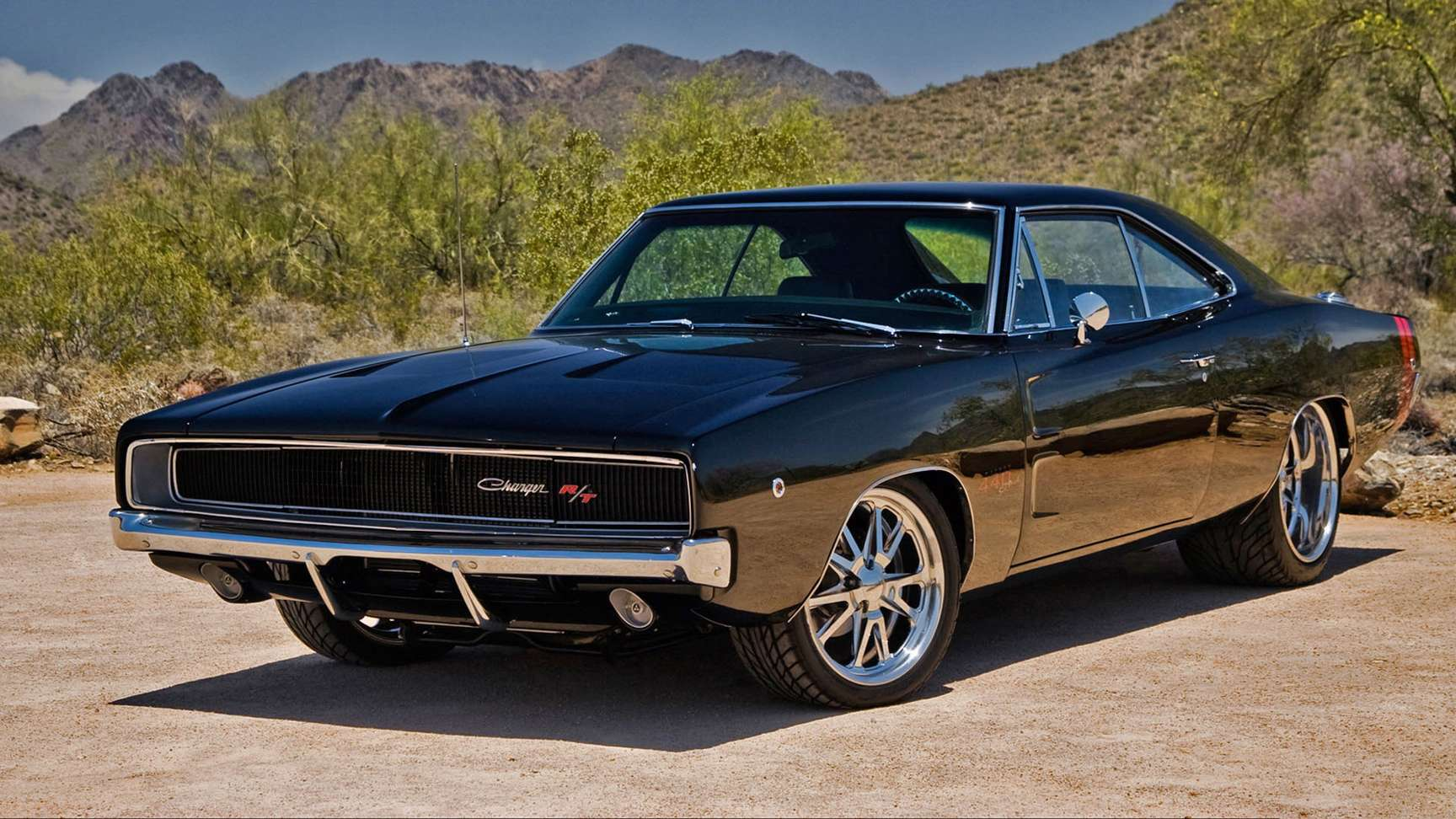 Dodge Charger RT #8589084