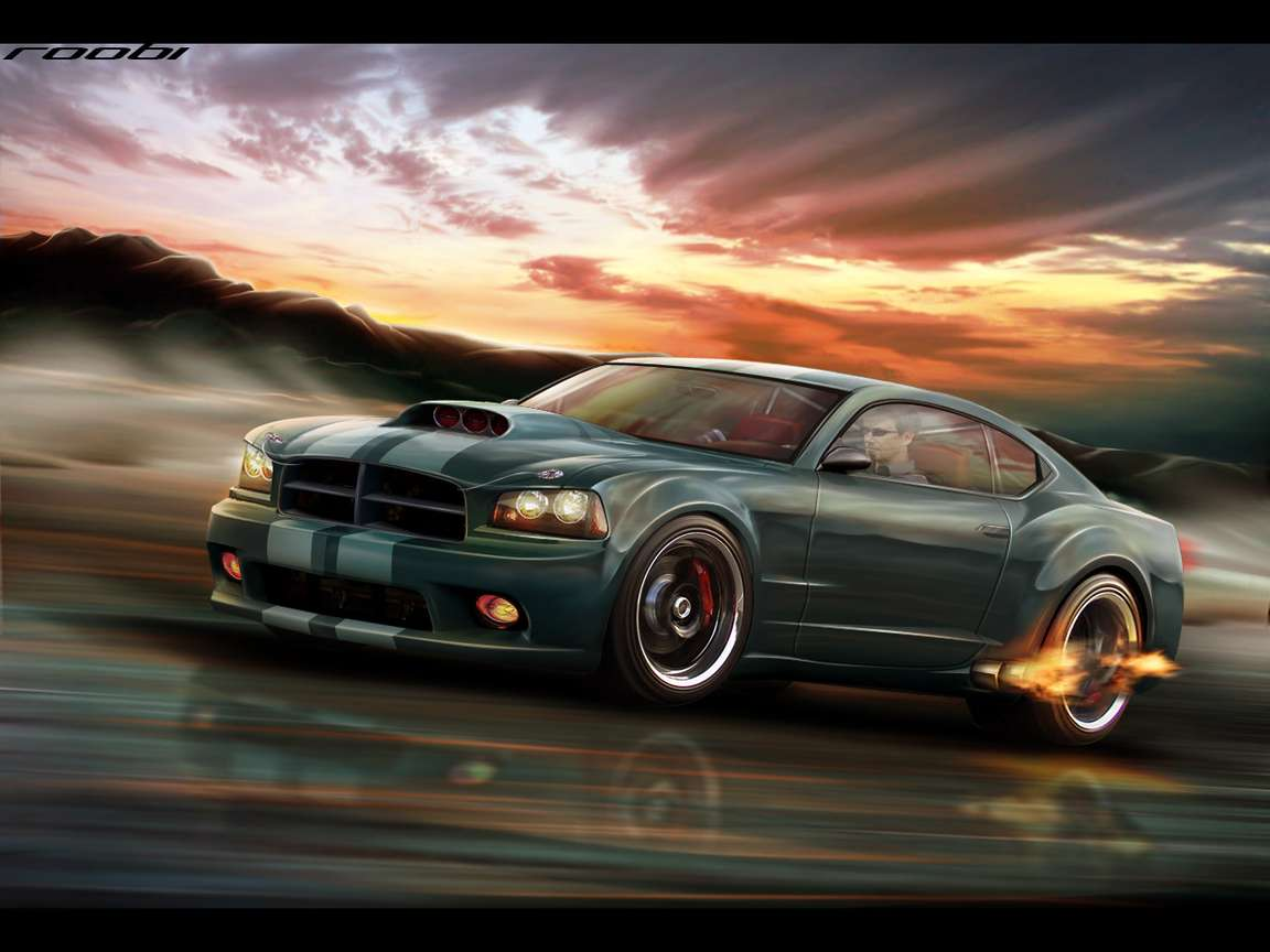 Dodge Charger #7856889