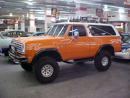 Dodge Ramcharger #8521289