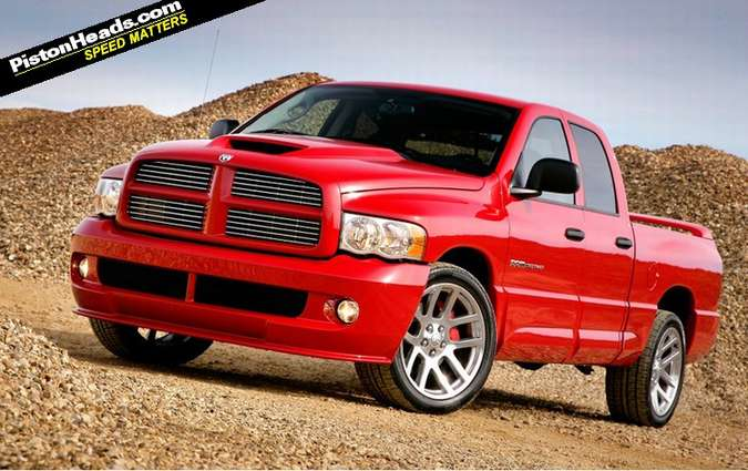 Dodge Pick-up #7133889