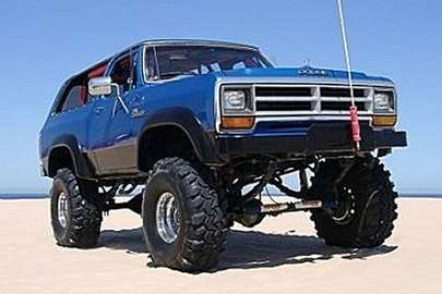 Dodge Ramcharger #8399359