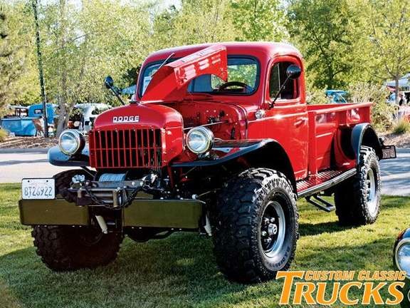 Dodge Power Wagon #9548643