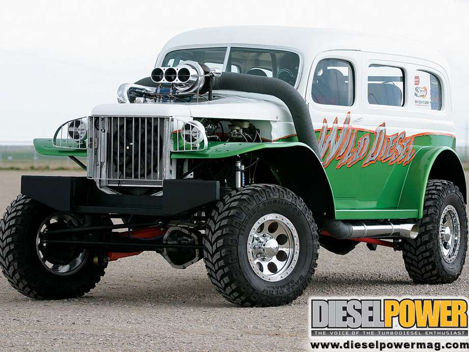 Dodge Power Wagon #9861840