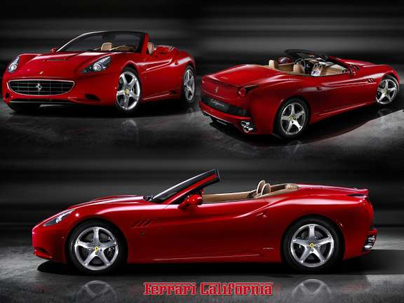 Ferrari California #9257849