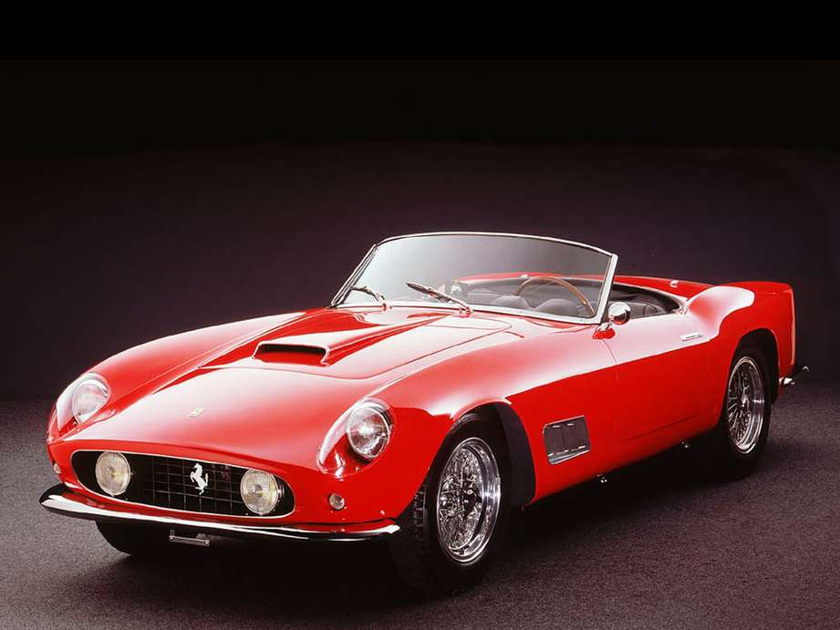 Ferrari 250 GT California #9594749