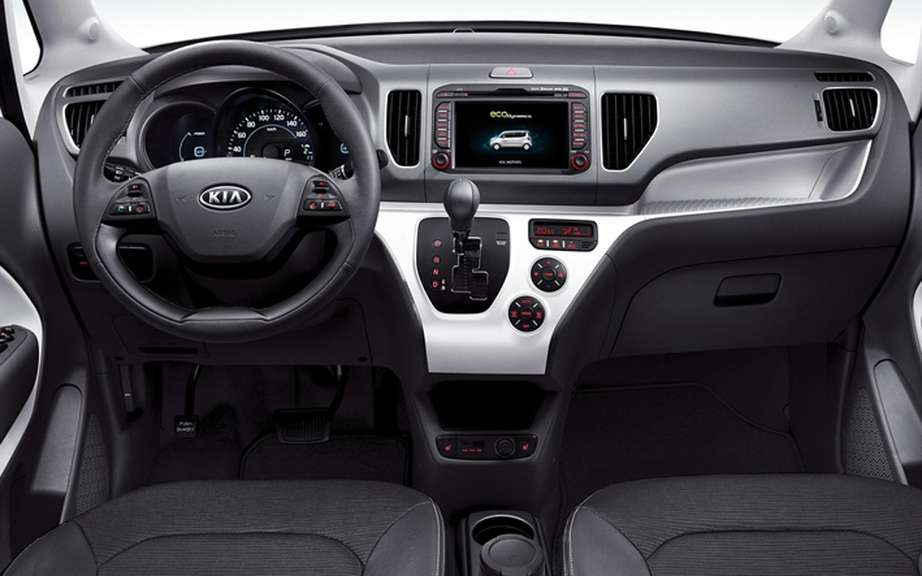 Kia Ray EV: first electric car South Korea picture #4