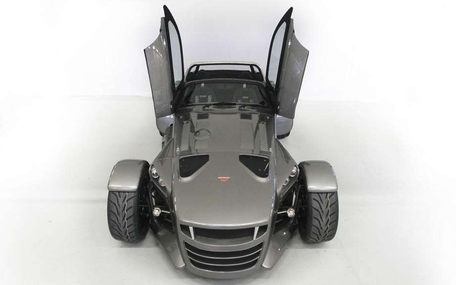 Donkervoort D8 GTO: The engine of the TT RS picture #3