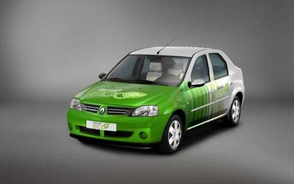 Dacia eco: The new signature