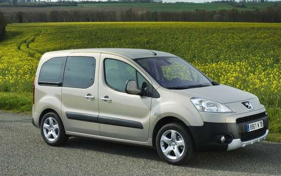 Peugeot Partner Tepee: The reference in its segment