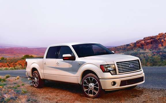 Ford F-150 Harley-Davidson 2012: Awesome! picture #1