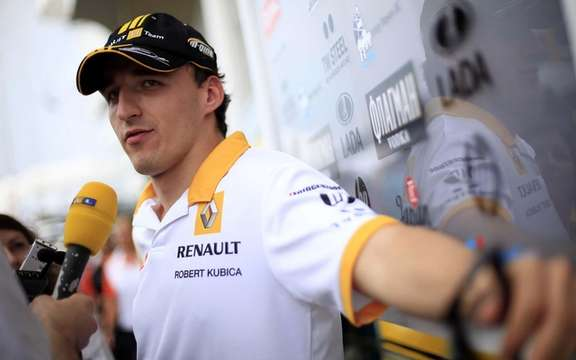 Robert Kubica: Back in F1 plans for 2012