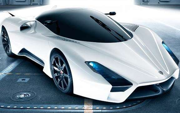 Shelby SuperCars SSC Tuatara: What venom picture #1