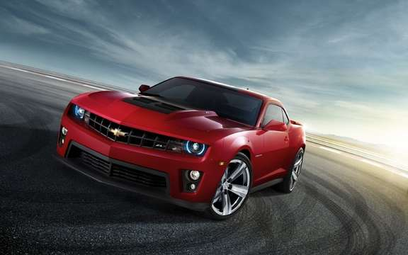 Chevrolet Camaro ZL1 2012: A beautiful homecoming