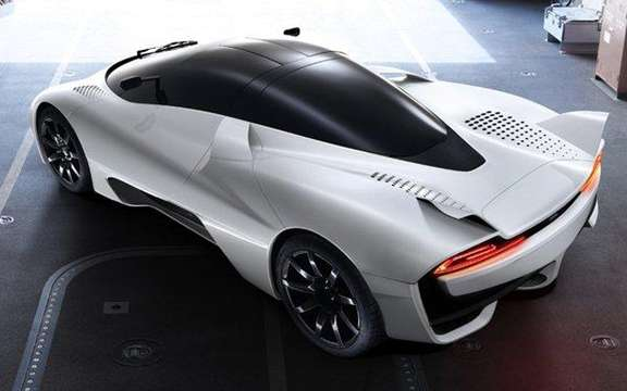 Shelby SuperCars SSC Tuatara: What venom picture #2