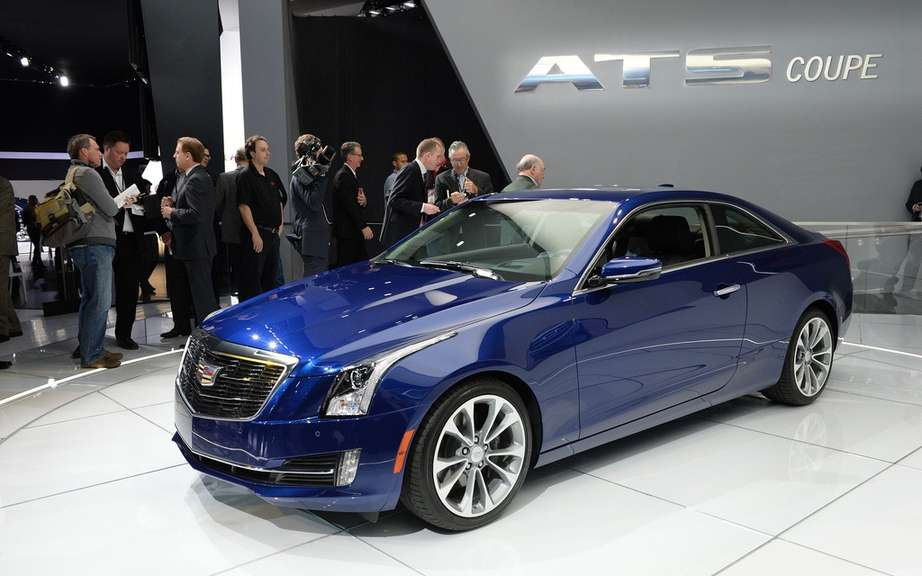 Cadillac ATS elongated for Chinese market picture #3