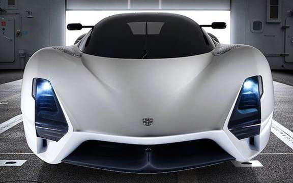 Shelby SuperCars SSC Tuatara: What venom picture #4
