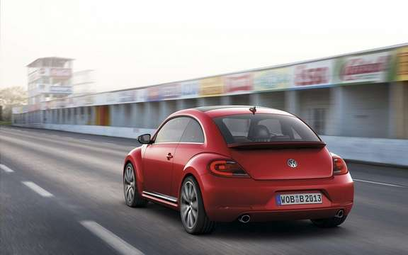 Volkswagen Beetle 2012: More realistic prices picture #2