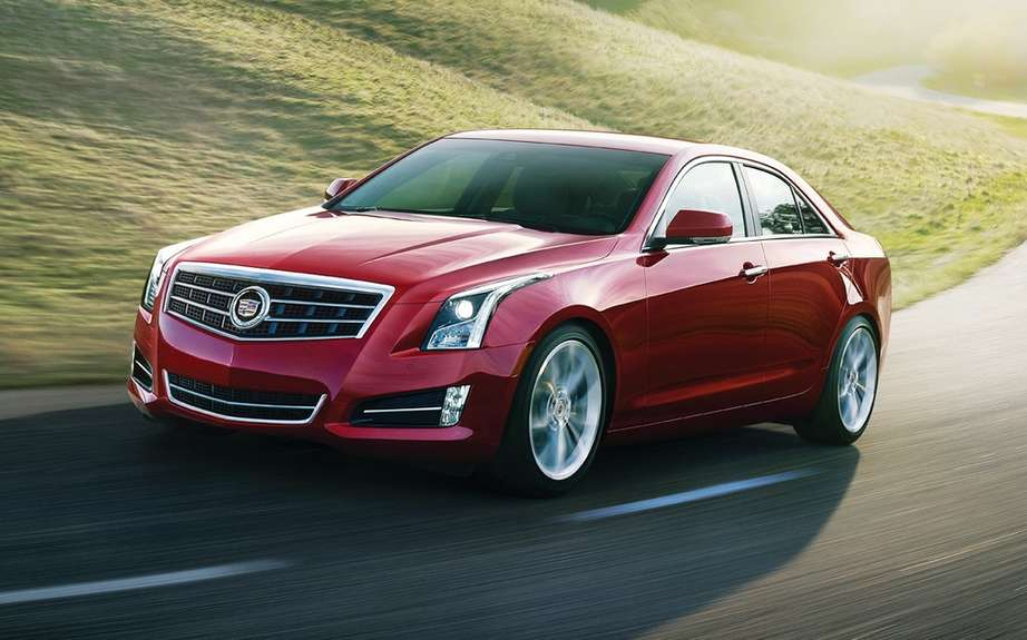 Cadillac ATS elongated for Chinese market picture #5