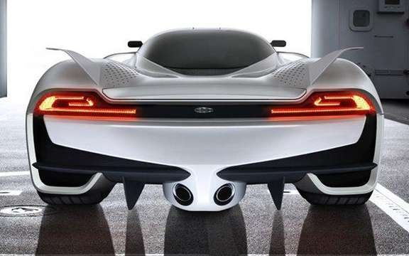 Shelby SuperCars SSC Tuatara: What venom picture #5