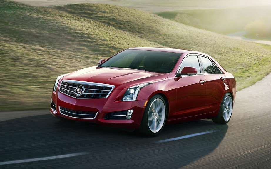 Cadillac ATS elongated for Chinese market picture #6