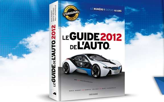 The Car Guide 2012 is here! picture #1