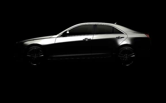 Cadillac ATS: This more compact CTS picture #1